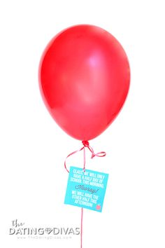 Back to School Joke with Balloon - fun idea for the kids!