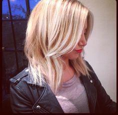 Nikki Lee cut my hair off! #summerready