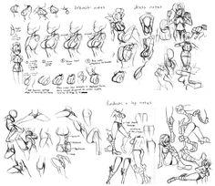 Valentine (Skullgirls) Concept Art