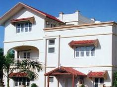 cool indian home front elevation painting colours stylendesigns