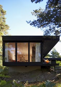 Summer House in Oslo by Irene Sævik