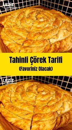 Tahinli Çörek Tarifi (Favoriniz Olacak) Pineapple, Bread, Fruit, Food, Decor, Diets, Bread Baking, Essen, Rezepte