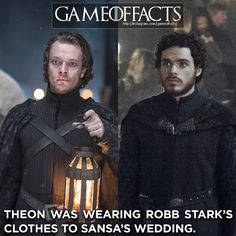 "Game Of Thrones Facts  su Instagram: ""Cr: @templar_fitness (this fact was sent by various people but was first sent by them)"""