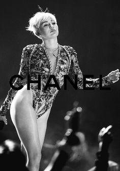 Chanel & Miley Cyrus