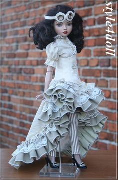 """Style4doll  outfit for Ellowyne Wilde 16"""""""