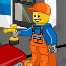 Lego For Young Builders Easy To Build 980