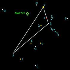 Octans-Oct-Octantis-The octant-18th century.  Octant-Circumpolar S-23.8-291.045-0.71  νOct-(3.73)