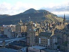 About Edinburgh, capital city of Scotland, United Kingdom, including a searchable map/satellite view of the city. Best Places To Live, Famous Places, The Places Youll Go, Great Places, Places To Travel, Beautiful Places, Places To Visit, Amazing Places, Scott Monument