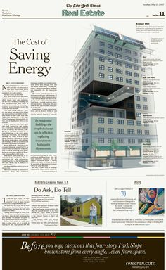 Illustrated NYT Section Fronts - Graham Roberts : Portfolio