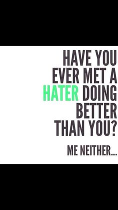 Hater Truth