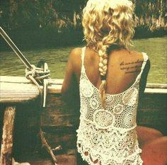 braid on the lake