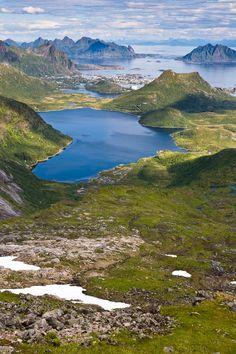 Svolvær - Norway (by Henrik Johansson)