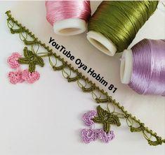 Kızının Çeyizine Koy Gören Hayran Kalsın En Şık Yazma Kenarı Tığ İşi Oya Modelleri Decor, Crochet Jacket, Decoration, Decorating, Deco