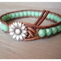 bracelet...love the color