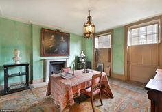 Between 1778 and 1827, the house was extensively altered and modernized by a man called Ha...