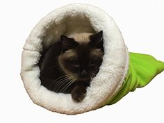 365mx Pet Products Warm Soft Cat House Sleeping Bag Lovely Dog Kennel Bed Pink M You Can Find More Details By Visiting