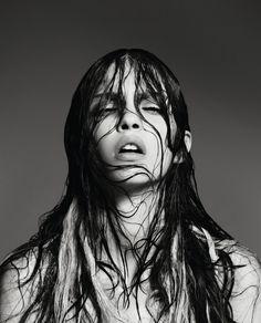 Kate Bogucharskaia photographed by Livio Bez