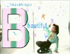 Prince Lovesexy / Black album era 1988-1989 - Heaven is so beautiful, Alphabet Street