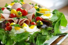 Egg and tuna and surimi sandwich cake by Liisi (recipe in Estonian)