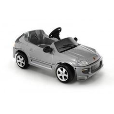Porsche Cayenne eléctrico para niños en http://www.tuverano.com/coches-electricos-infantiles/657-porsche-electrico-para-ninos.html