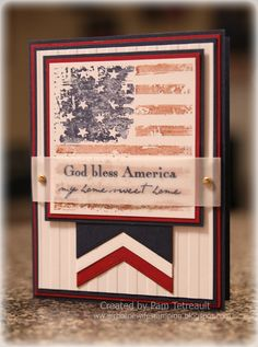 .great 4th of July card