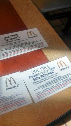 Im a McDonalds junkie