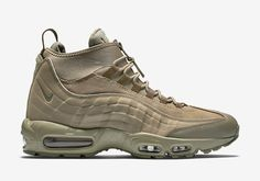 82cec5e4d1a8 First Look At The Nike Air Max 95 Sneakerboot