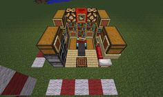 The 5x5 Space - Everything you need in Minecraft, compact.