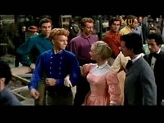 Seven Brides for Seven Brothers - Barn Dance ... favorite!