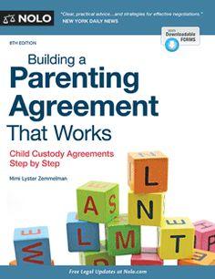 Building a Parenting Agreement That Works #CoParenting #DivorceWithKids Majeski Law, LLC @ www.MajeskiLaw.com