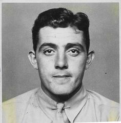John Basilone ( 1916-1945) was a United States Marine Gunnery Sergeant who received the Medal of Honor for his actions at the Battle of Guadalcanal during World War II. He was the only enlisted Marine in World War II to receive the Medal of Honor and the Navy Cross.  He died at the Battle of Iwo Jima.