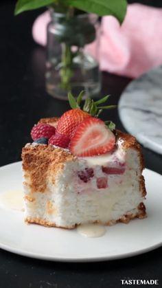 Desserts Keto, Dessert Cake Recipes, Healthy Dessert Recipes, No Bake Desserts, Baking Recipes, Delicious Desserts, Yummy Food, Cookies Healthy, Dessert Party