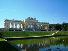 Gloriette Schönbrunn - Vienna, Austria