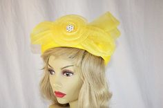 Vintage Hats! by Max Walker on Etsy