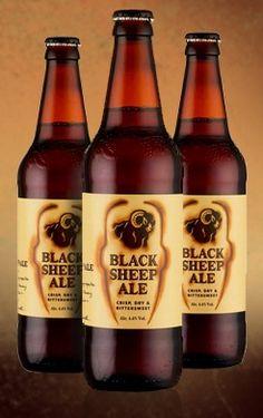 Black Sheep Ale #beer