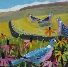 mary sumner pigeons