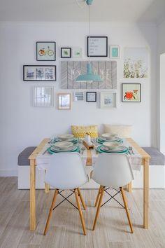 Querido Mudei a Casa - Programa #2402 #final #photography #kitchen #upcycled #storage #homedecor #cooking #furniture #interiors #interiordesign #homeinspiration #details #homesweethome #homestoriespt #umaobraumahistória #queridomudeiacasa