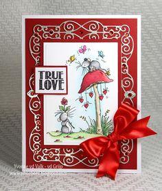Phoebeez: Sneak peek LOTV: Hearts  and Flowers