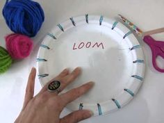 My second grade students love circle loom weaving! However, I ain't gonna lie it's a tough go to teach at first. So I've created a couple of clips for you to...