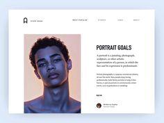 Portrait Goals by Emiel