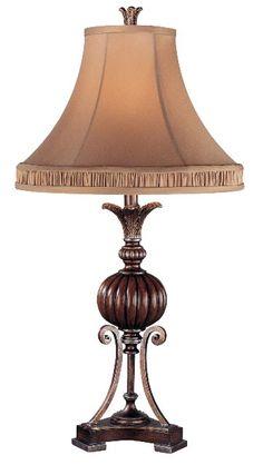 interesting bronze/ wood look