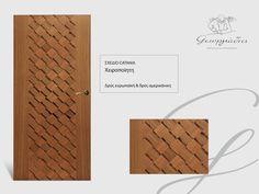 handmade wooder door_code: Catania #handmade #wooden #door #marqueterie
