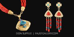 Hopi Jewelry by Don Supplee Faust Gallery Scottsdale