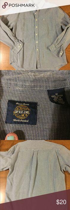 Gap men's shirt M Shirts Casual Button Down Shirts