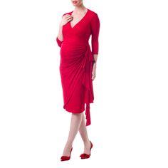 Floria - Wrap Maternity Dress Vanessa Knox