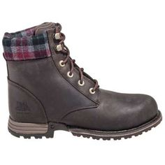 8d99978b24 Caterpillar Boots  Women s 90394 Bark Kenzie Steel Toe Boots