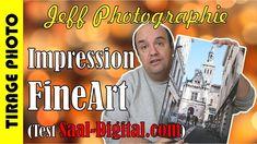 Tirage Photo - Test Impressions FineArt  (Saal Digital) - Episode n°235