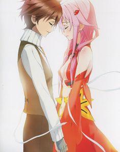 Shu and Inori. They are too cute!!!