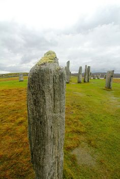 Callanish Stones - Outer Hebrides, Scotland
