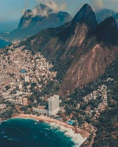 Let me take you to Rio Dream Vacations, Vacation Spots, Places Around The World, Around The Worlds, Great Places, Places To Visit, Brazil Travel, Cities, Grand Tour